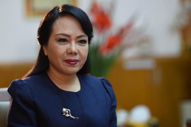 Rà soát chức danh giáo sư của Bộ trưởng Nguyễn Thị Kim Tiến - Ảnh 1.