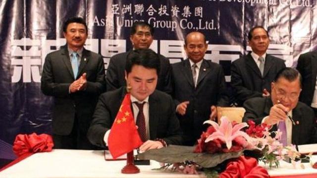 Trung Quốc ra sức vận động đào siêu kênh Kra xuyên Thái Lan - Ảnh 1.