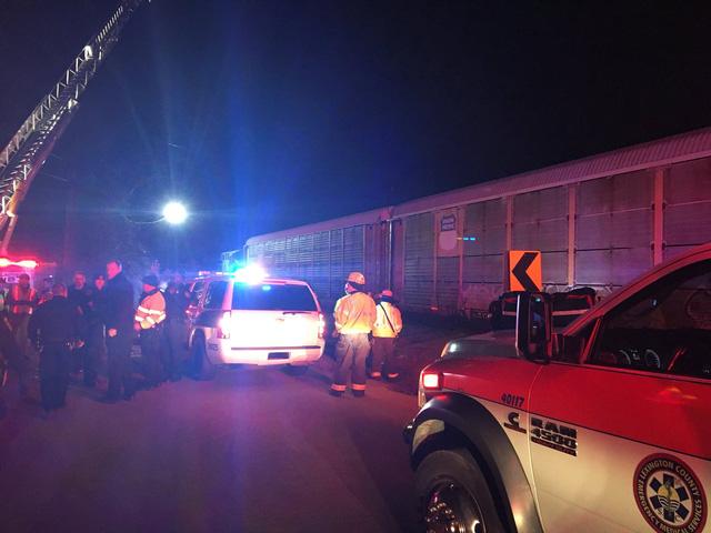 Lại tai nạn tàu lửa ở Mỹ, 2 người chết 70 bị thương - Ảnh 1.