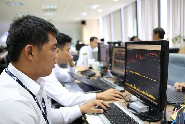 Chứng khoán hứng khởi sau Tết, Vn Index tăng 27 điểm - ảnh 1