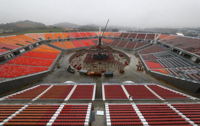 Lo Olympic mùa đông tại Hàn Quốc… lạnh nhất trong lịch sử - Ảnh 4.