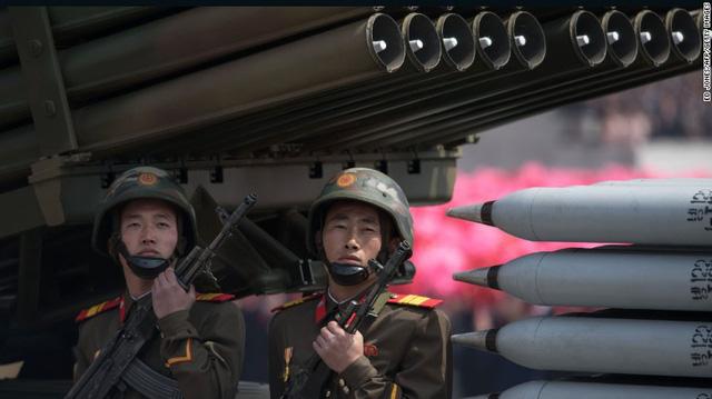 Hôm nay 8-2, 13.000 binh sĩ Triều Tiên đã sẵn sàng - Ảnh 1.