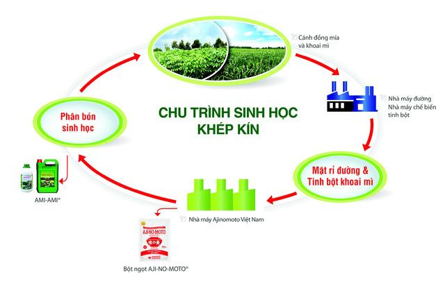 Ajinomoto Việt Nam nỗ lực bảo vệ môi trường - Ảnh 3.