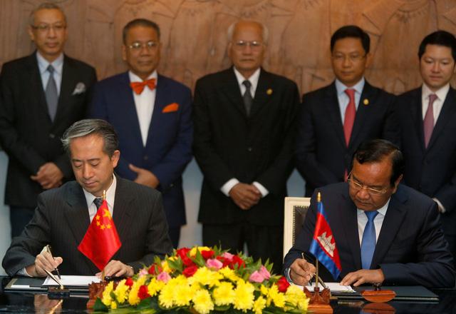 Dân Trung Quốc đổ xô mua bất động sản Campuchia - Ảnh 2.