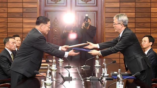 Trung Quốc, Nga phản ứng  cuộc họp về Triều Tiên - Ảnh 1.