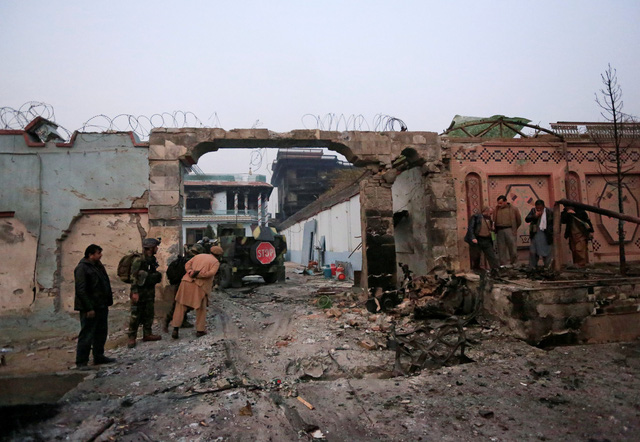IS tấn công, tổ chức Cứu trợ trẻ tạm ngừng hoạt động ở Afghanistan - Ảnh 2.