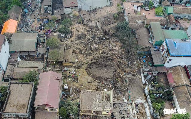 Khởi tố bắt tạm giam chủ kho phế liệu vừa nổ ở Bắc Ninh - Ảnh 1.