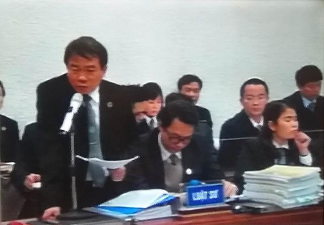 Bị đề nghị án chung thân, luật sư nói ông Trịnh Xuân Thanh không tham ô - Ảnh 2.