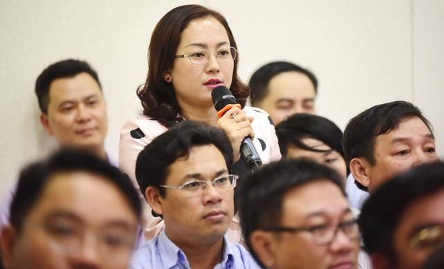 Công chức TP.HCM: làm tốt mới được tăng thu nhập - Ảnh 1.