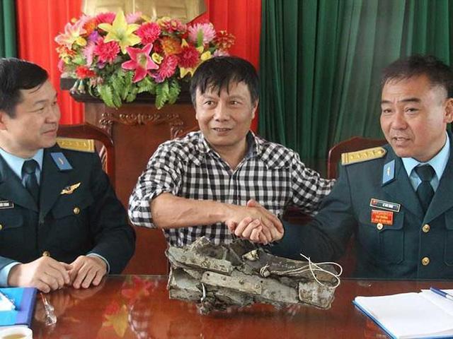 Quân chủng Phòng không vào cuộc vụ máy bay Mig-21U mất tích - Ảnh 1.