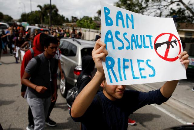 NRA kiện bang Florida vì ra luật nâng tuổi mua súng - Ảnh 1.