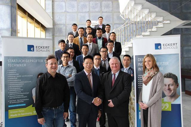 Vinfast tuyển 200 học viên cơ điện tử, cơ khí công nghiệp - Ảnh 1.