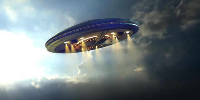 Quân đội Mỹ công bố video mới về người ngoài hành tinh - Ảnh 1.