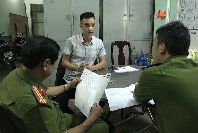 Phóng viên báo Giao thông tố quán bar hành hung, giam lỏng 2 tiếng - Ảnh 1.