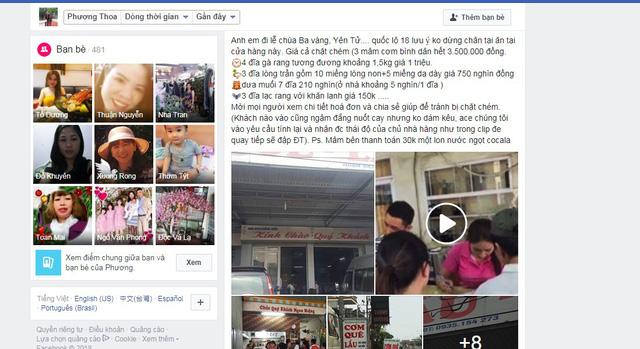 Quảng Ninh phạt tiền nhà hàng bị khách tố 'chặt chém' - Ảnh 2.