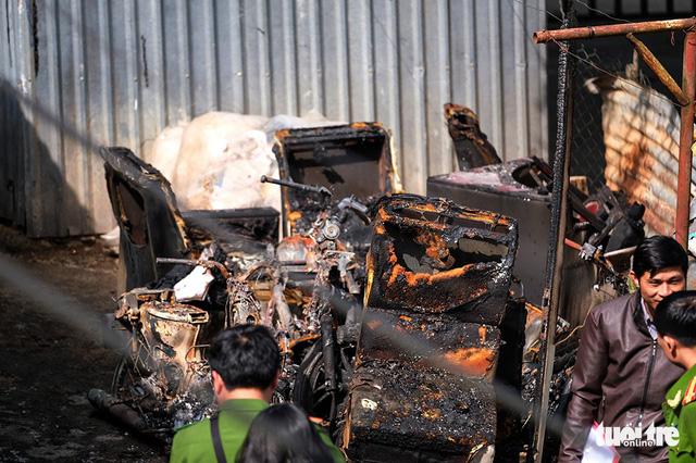Nghi án giết người trong vụ cháy biệt thự cổ Đà Lạt, 5 người chết - Ảnh 2.