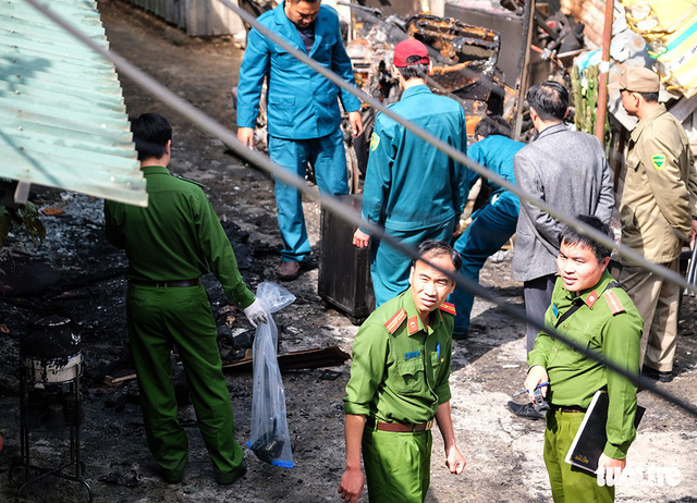 Nghi án giết người trong vụ cháy biệt thự cổ Đà Lạt, 5 người chết - Ảnh 4.