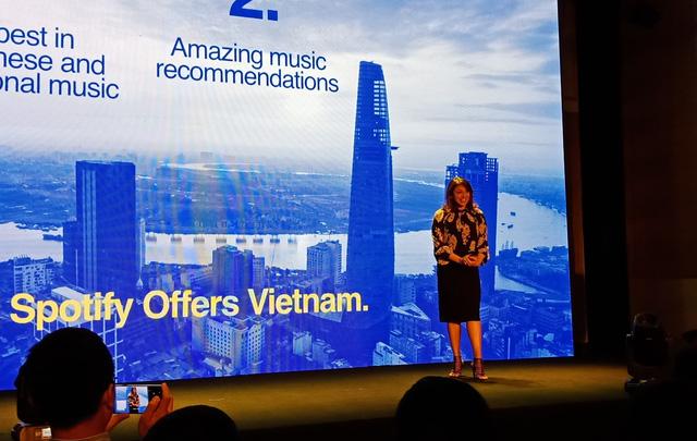 Ứng dụng âm nhạc Spotify đến Việt Nam, phí 59.000 đồng/tháng - Ảnh 1.