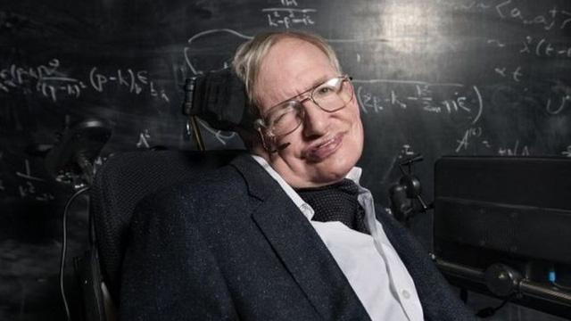 Nhà khoa học vũ trụ Stephen Hawking qua đời - Ảnh 2.