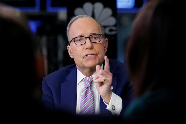 Ông Larry Kudlow làm cố vấn kinh tế trưởng của Mỹ - ảnh 1
