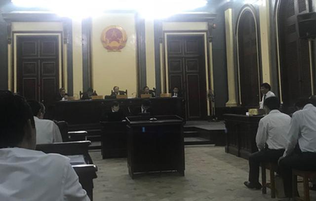 Vụ Navibank: Tòa nhắc luật sư về văn hóa tranh luận - Ảnh 1.