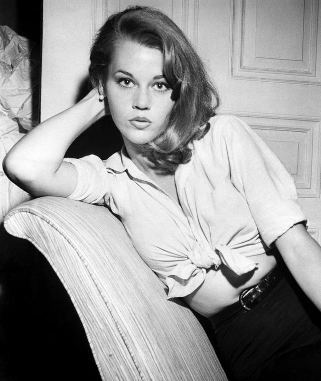 Jane Fonda: có những đạo diễn muốn quan hệ tình dục với tôi... - Ảnh 13.