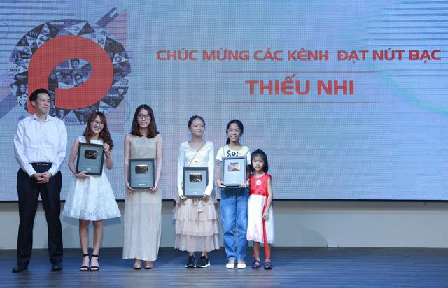 63 kênh cho người xem Việt đạt Nút Vàng và Nút Bạc Youtube - Ảnh 3.