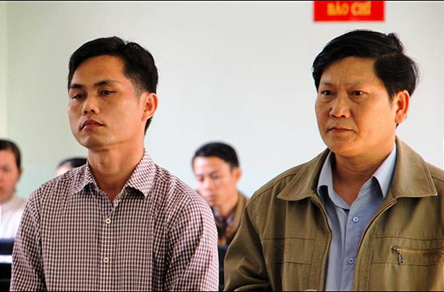 Tham ô 4,2 tỉ, phó giám đốc Ban đầu tư xây dựng Phú Vang lĩnh án - Ảnh 1.
