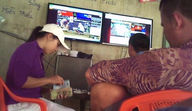 Tránh xa cờ bạc online - Ảnh 1.
