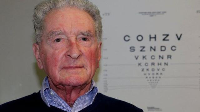 Chữa thành công bệnh mù do thoái hóa điểm vàng - Ảnh 1.