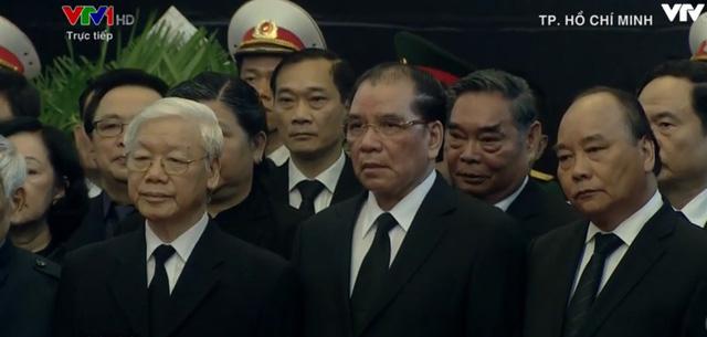 Toàn cảnh lễ Quốc tang nguyên Thủ tướng Chính phủ Phan Văn Khải 1