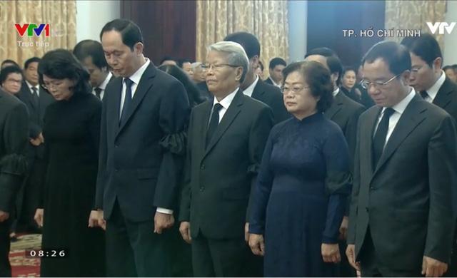 Toàn cảnh lễ Quốc tang nguyên Thủ tướng Chính phủ Phan Văn Khải 7