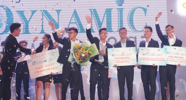 Nền tảng trắc nghiệm trực tuyến Tungtung.vn giành giải nhất Dynamic - Ảnh 1.
