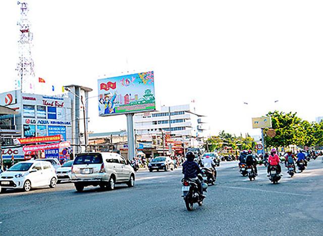 Dự kiến năm 2019 khởi công trục đường trung tâm Biên Hòa - Ảnh 2.
