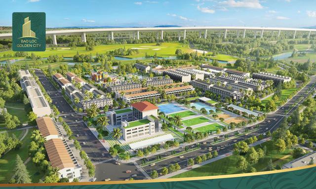 Công bố dự án Bảo Lộc Golden City - Ảnh 2.
