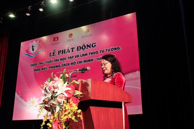 Phát động cuộc thi Tuổi trẻ học tập và làm theo tư tưởng, đạo đức, phong cách Hồ Chí Minh - Ảnh 2.