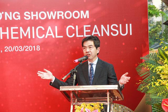 Mitsubishi Cleansui khai trương showroom chính thức tại Hà Nội - Ảnh 2.