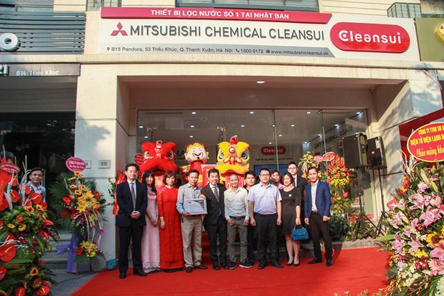 Mitsubishi Cleansui khai trương showroom chính thức tại Hà Nội - Ảnh 3.