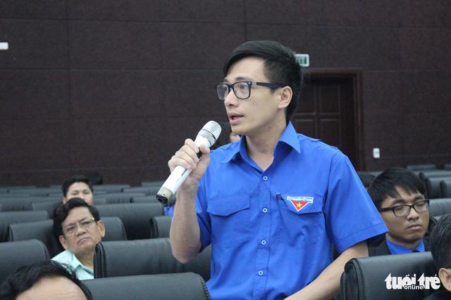 Thanh niên Đà Nẵng hiến kế lãnh đạo về thành phố thông minh - Ảnh 2.