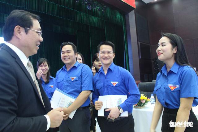 Thanh niên Đà Nẵng hiến kế lãnh đạo về thành phố thông minh - Ảnh 1.