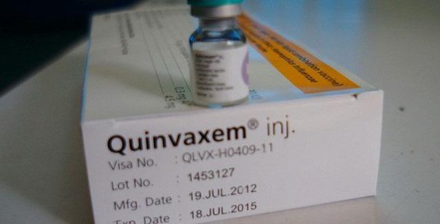 Việt Nam ngưng sử dụng vắc xin 5 trong 1 Quinvaxem - Ảnh 1.