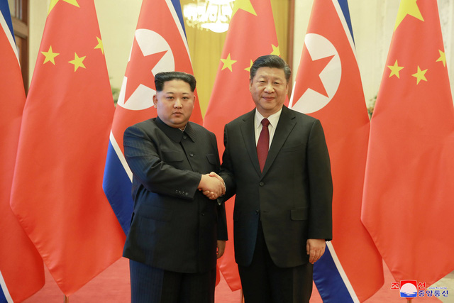 Nỗi sợ mang tên Triều Tiên của Trung Quốc - Ảnh 1.
