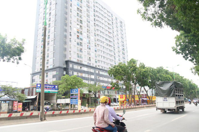 Hà Nội xây khu nhà ở xã hội kiểu mẫu cho 11.000 dân - Ảnh 1.