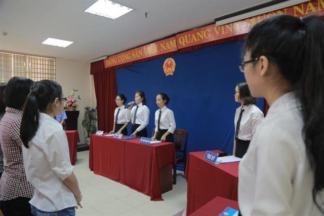 Học luật kinh tế ở ĐH Duy Tân không lo thiếu việc làm - Ảnh 1.