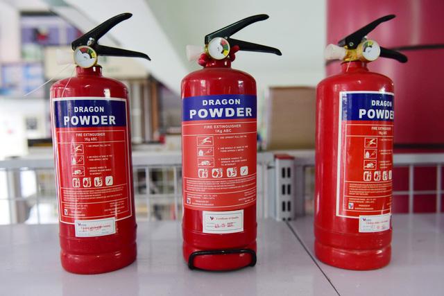 8 thiết bị cần có để phòng cháy chữa cháy - Ảnh 4.