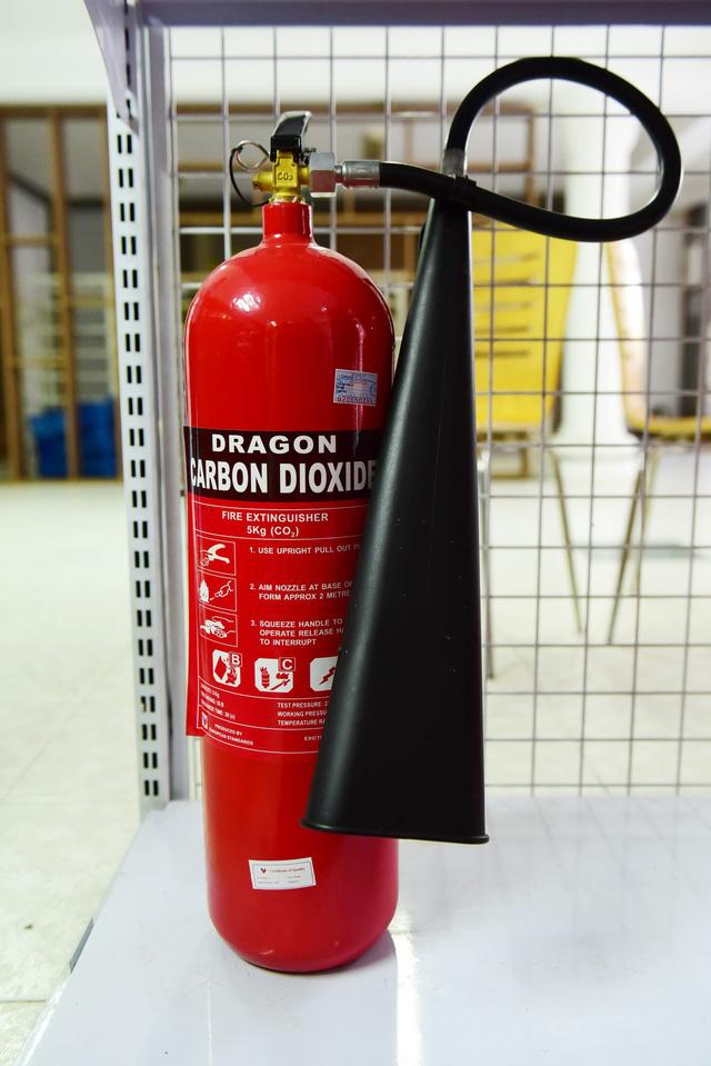 8 thiết bị cần có để phòng cháy chữa cháy - Ảnh 3.