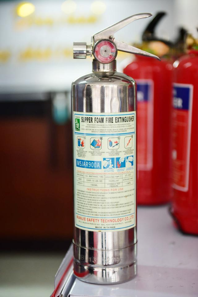 8 thiết bị cần có để phòng cháy chữa cháy - Ảnh 5.