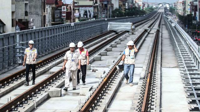 Đường sắt Cát Linh - Hà Đông lại tiếp tục lỡ hẹn, lùi tiến độ đến năm 2021 1