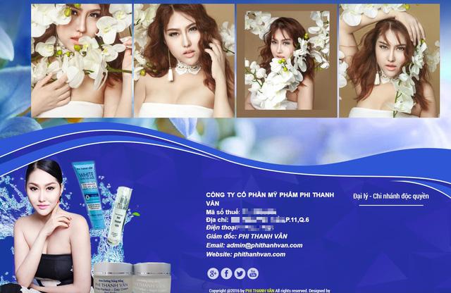 Thu hồi 2 lô mỹ phẩm của công ty Phi Thanh Vân - Ảnh 1.