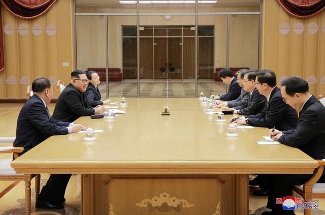 Triều Tiên hy vọng viết nên lịch sử thống nhất mới với Hàn Quốc - Ảnh 2.